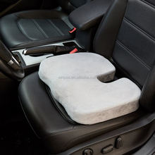 Excellent Quality Car Seat Cushion Direct Factory Sale Coccyx Orthopedic Gel-enhanced Comfort Foam Gel Seat Cushions