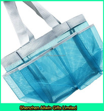 Storage/Organizer Tote Toiletry Bag,Mesh Clear Toiletry Bag