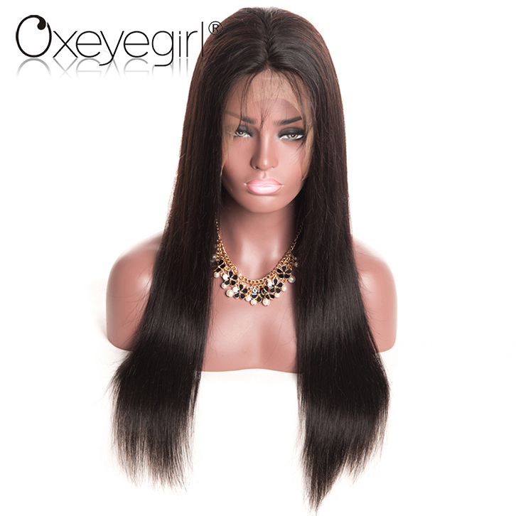Professional wholesales with highest quality soft and smooth full thin skin cap human hair lace wigs