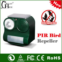 Best selling product GH-192CSolar Animal Repeller trap for catch birds