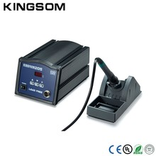 High Quality ESD Safe Soldering Station with Heating Gun