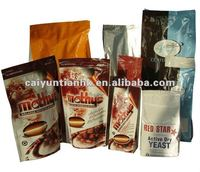 chocolate/coffee packaging foil;chocolate/coffee aluminum foil packaging bag