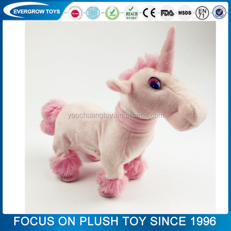 2017 soft myth toy cartoon unicorn plush toy