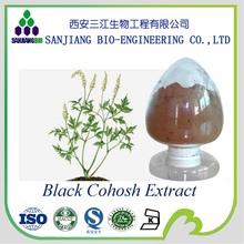 manufacturers provide cimicifuga racemosa black cohosh root extract