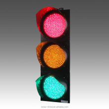 300mm Cobweb Lens Full Ball LED Traffic Signal Light