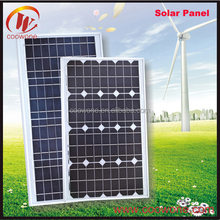 China High Quality Cheap 50w Solar Panel Used Price
