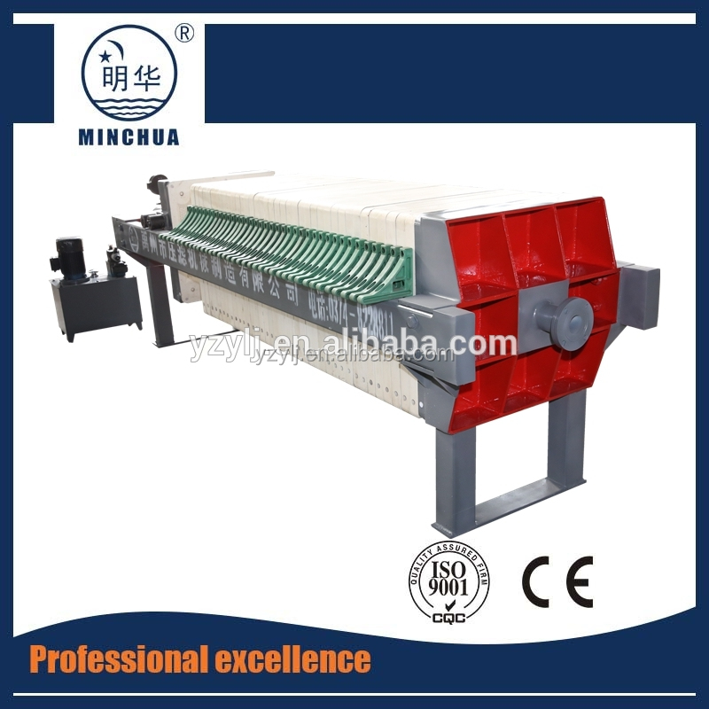 New promotion Crude Oil Filter Press