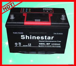 12V high quality 90AMP rc car battery life Guarantee provided