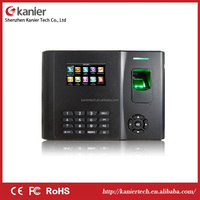 fingerprint time attendance system multimedia biometric (KA200)