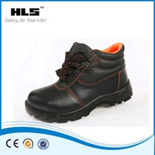 High Quality Fashion Genuine Leather sheng tao High Ankle Safety Shoes