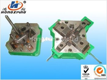 Auto side moulding