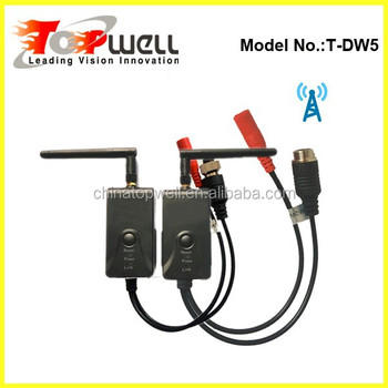 2015 New Digital Wireless Reverse Camera Transmitter with 4 PIN Connector