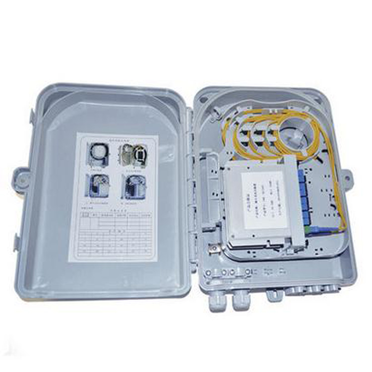 1:16 Telecommunication CATV Data communication network terminal box FTTH