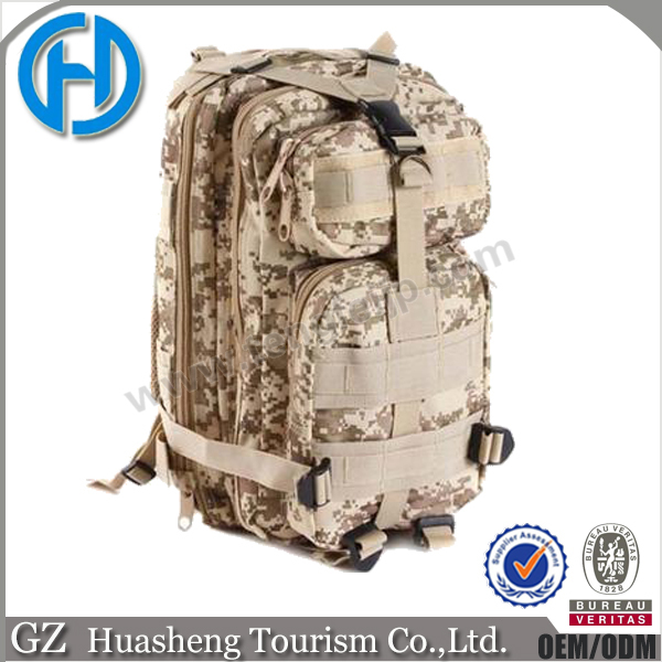 Waterproof Tactical Backpack Military Army 3P Backpack Bag