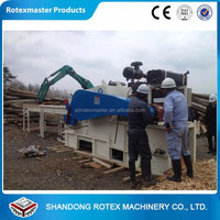 Thailand Hot Sale Wood Chipper Machine Price CE & ISO9001