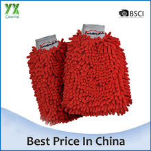 Polyester And Polyamide Mixture Car Wash Mitten