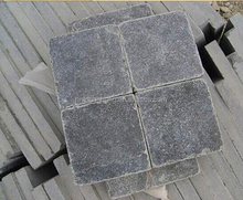 24x24 Flamed Grey Natural Limestone Wholesale