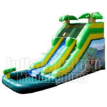 commercial grade fun inflatable water slide for sale