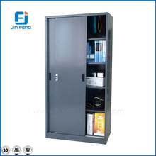Modern Office File Storage Sliding Steel Door Cabinets
