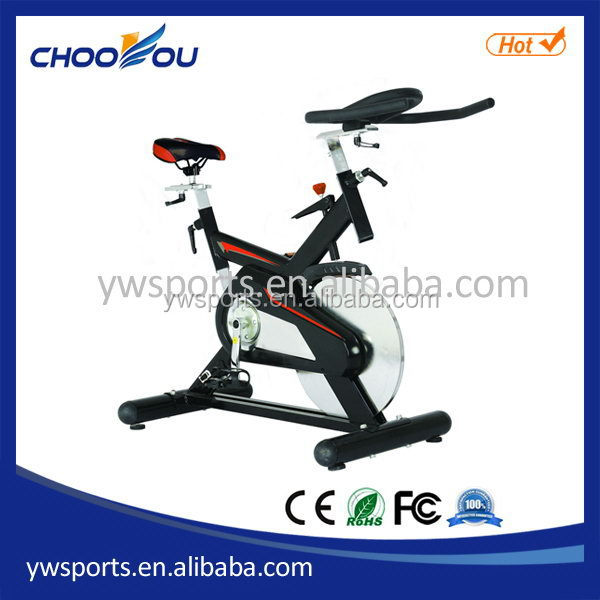 Durable newest 2015 hot sale flywheel spinning bike