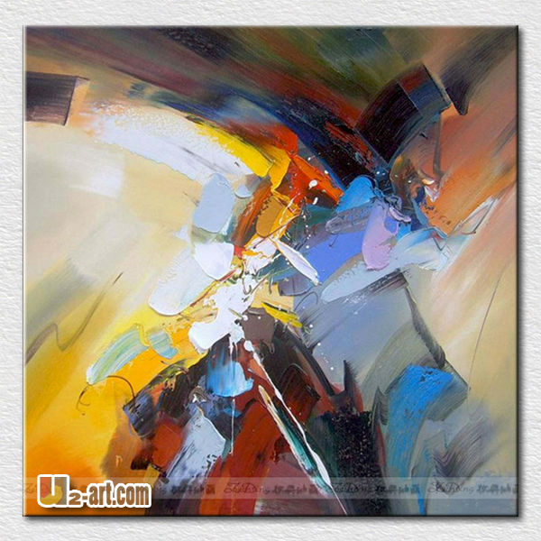 Beautiful hot selling abstract painting for hotel room wall <strong>decoration</strong>