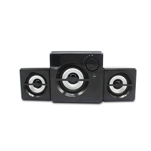 computer multimedia 2.1 speaker with subwoofer ym-808