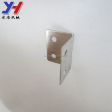 Customized toilet partition accessories stainless steel shelf bracket