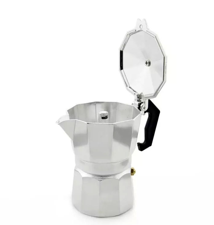 Factory Aluminum Restaurant Stove Top Moka <strong>Coffee</strong> 3 CUP Espresso Stove <strong>Coffee</strong> Maker