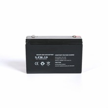 6v 1.3ah 2.2ah 2.3ah 3ah 3.3ah 4ah 4.2ah 4.5ah 5ah 7ah 10ah 12ah 20ah 38ah agm gel rechargeable battery for electric cars 30kw
