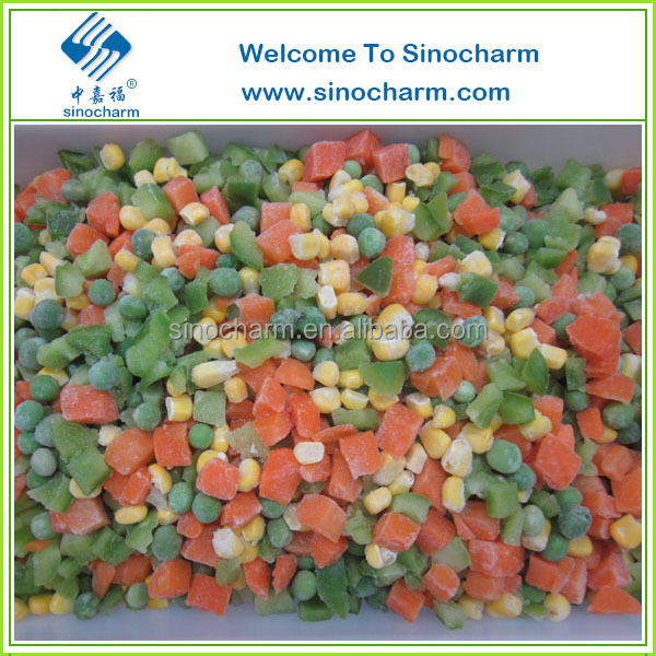 Best selling Frozen Mixed Vegetable