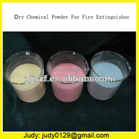 ABC dry chemical powder for fire extinguisher