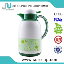 Fancy gift plastic coffee jug insulated (JGUR)