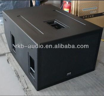 Speaker Box Design Box Subwoofer