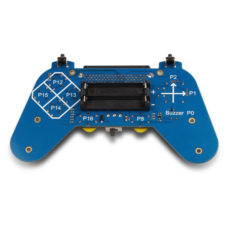 Joy Bit shield PS2 handle button for micro:bit
