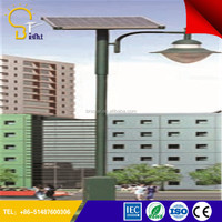 Applied in More than 50 Countries 5 years Warranty China Suppliers solar pillar lights