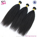 Tksgiving day Best New Year hotselling Fast Shipping kinky straight yaki hair weave ,peruvian hair
