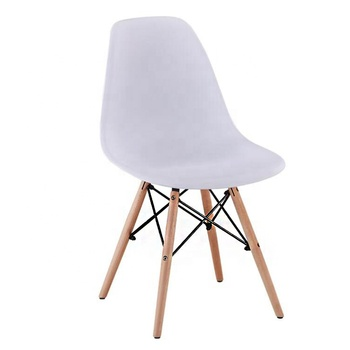 GY-4002 2019 hot sale modern french style wood lounge plastic chairs for sale