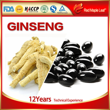 Natural Panax Ginseng Soft Gels,Capsules,Pills,Chewable Tablet,Softgels,supplement - Manufacturer,Price,OEM,Private Label