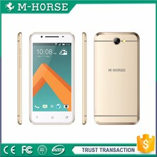 Creative Fashion golden samrt smartphone android 5.5 inch china mobile phone