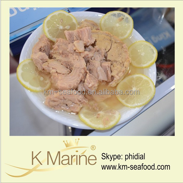 K-Marine Brand Canned Tuna