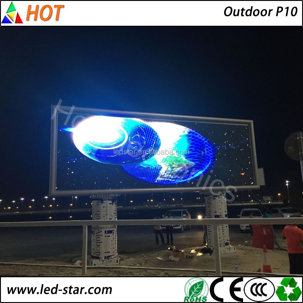 Hot sale P8 display led outdoor for Mexico/America/Argentina/Brazil