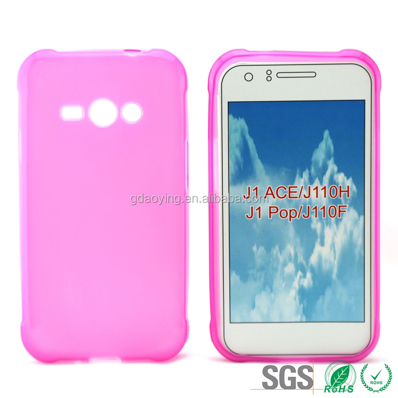 slim tpu case for samsung Galaxy J1 Ace J1 Pop