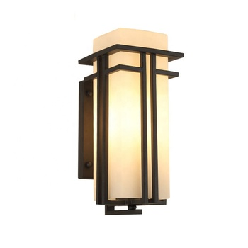 Modern Style Wall Mount Decorative Lighting Fixture Outdoor Wall Light Waterproof Garden Light