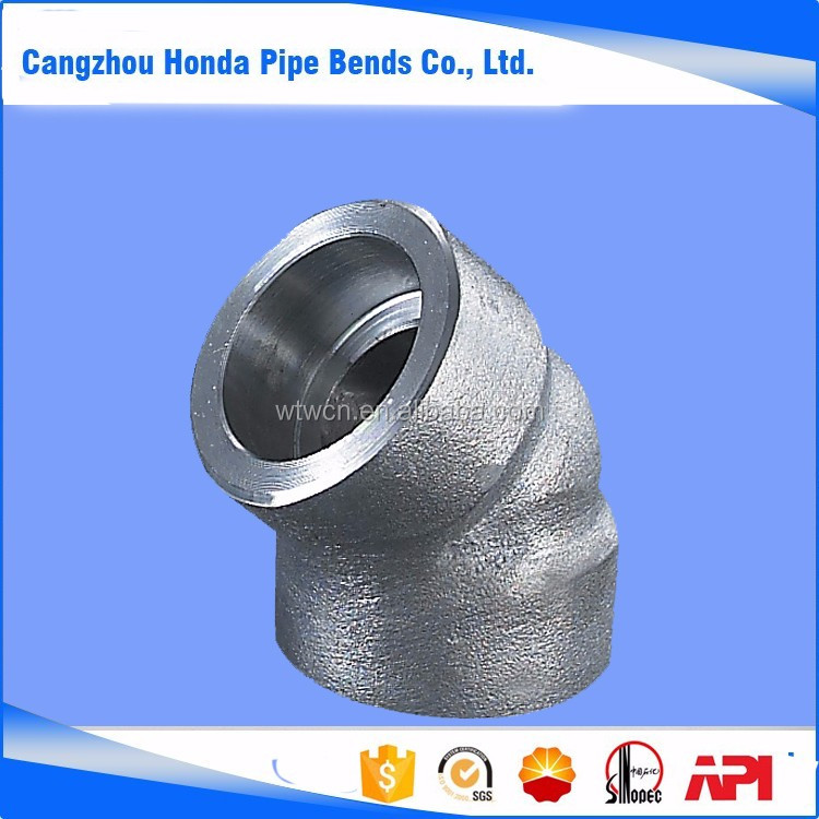 stainless steel high quality adults age group and unisex gender forged pipe fittings/elbow/tee/cap/reducer