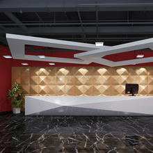 Best quality interior wall materials 3D wall cladding wall panels