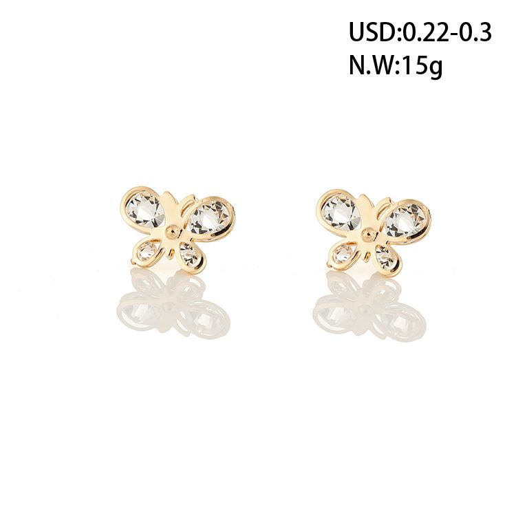 Top sale personalized women cheap stud earring
