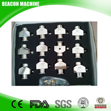 Common rail tools of 12 pieces common rail injector holder or adapter or fixer from Beacon machine