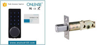 Mobile smart home CE certification lock in lock
