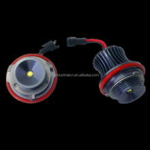6w Newly Canbus Market E46 E90 Excellent Car LED Marker Angel Eye Function E39 Led Angel Eyes