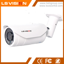 LS VISION Motorised Lens 4MP Dome POE Network Cameras P2P Waterproof Home Surveillance System